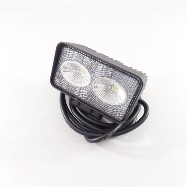 WERKLAMP LED RECHTHOEK (b=110 h=60mm)